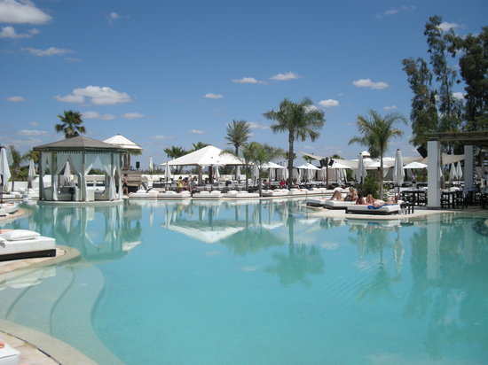 Nikki beach marrakech morocco address phone number for Club piscine plus cppq laval