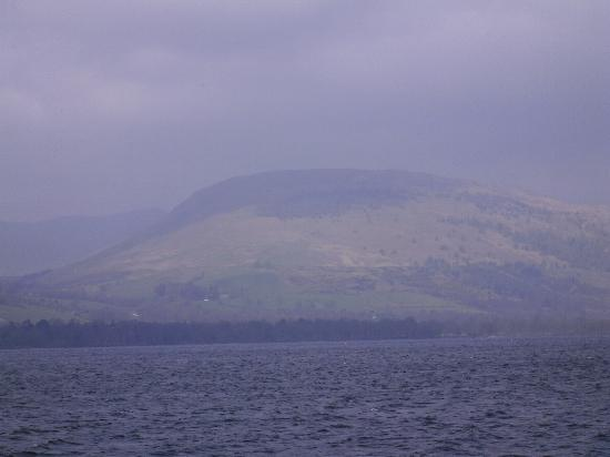 Dunoon, UK: Loch Lommond boat trip