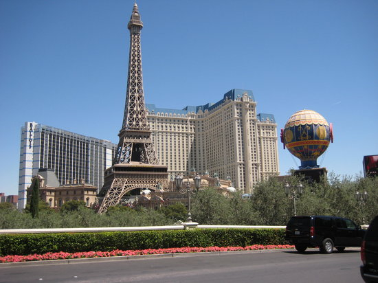Las Vegas, NV: Paris