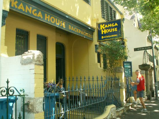 ‪Kanga House Backpackers‬