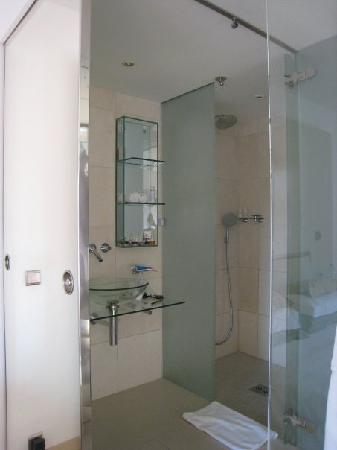 Glass shower room picture of design hotel josef prague for Design hotel josef prague tripadvisor