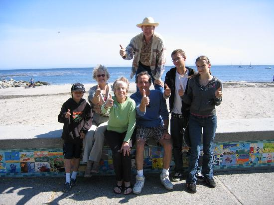 Beware of parking problems review of capitola ca for Capitola fishing report