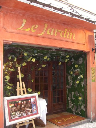 le jardin antibes restaurant reviews phone number