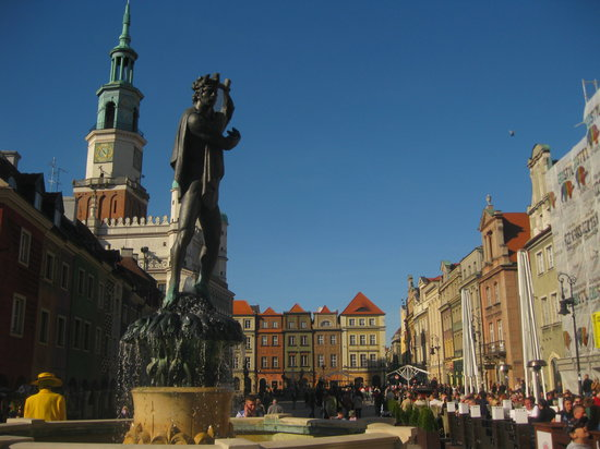 Poznan attractions