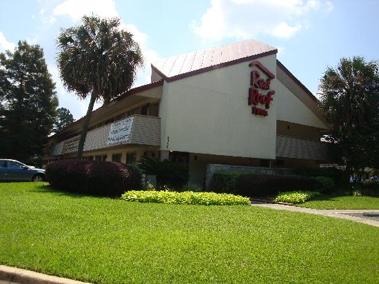 Red Roof Inn Tallahassee: Main Building/Reception