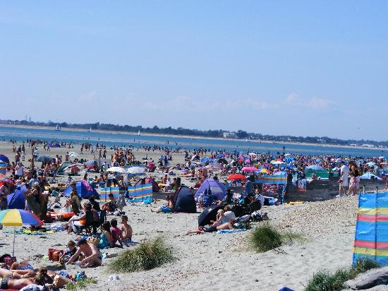 West Wittering Beach, one hour South of London!