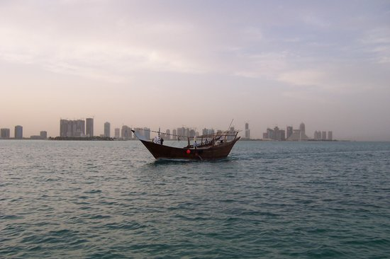 Doha CBD Qatar