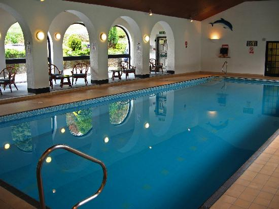 Indoor Pool Picture Of The Palace Hotel Torquay Tripadvisor