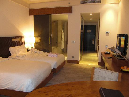 Grand Hyatt Doha: room