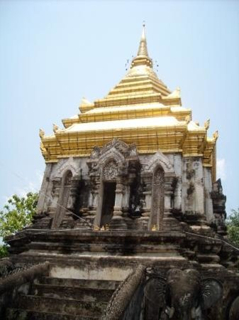 Temple de Chiang Mai