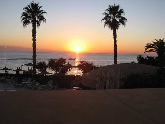 Paphos, Cyprus: Pafos sunset
