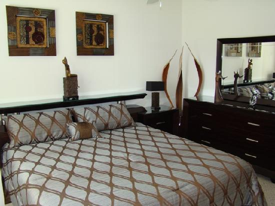 Caliente Resort and Spa: Bedroom