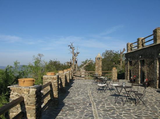 El Cielo de Canar: The Terrace