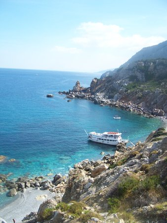 Skiathos, Greece: Boat trip 2