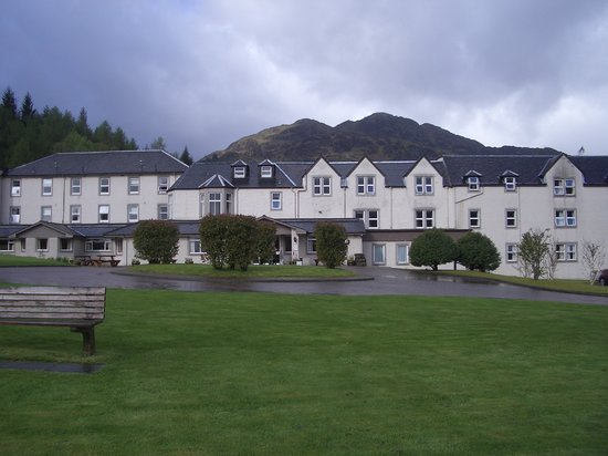 Loch Achray Hotel: Hotel