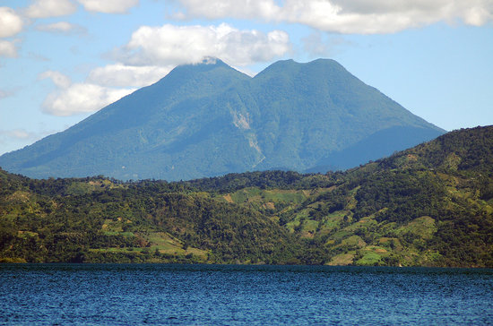 San Salvador, Salwador: Lago de Ilopango