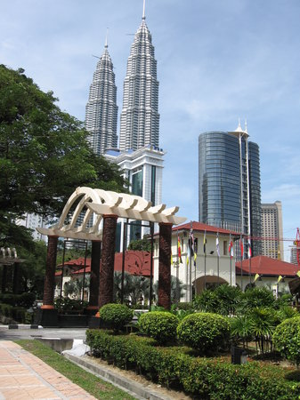 Malaysia: KL skyline