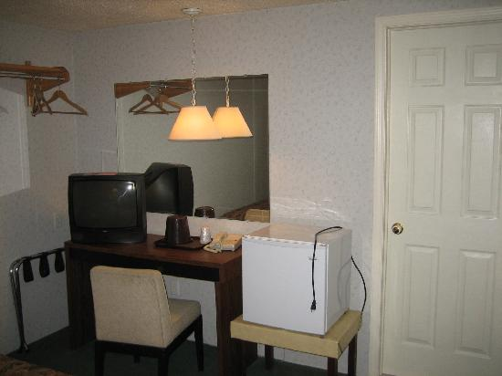 Erwin Motel: Room