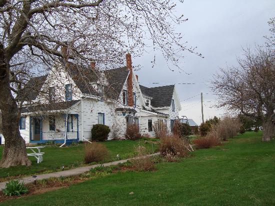 Summerside, Canada: The Chimney's Bed & Breakfast