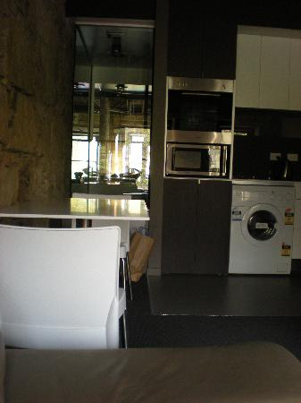 Quarry Salamanca: Fully equipped kitchen