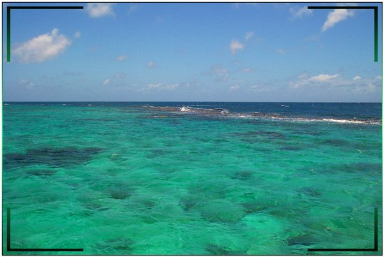 St. Croix: Waters in afternoon on Buck Island snorkel