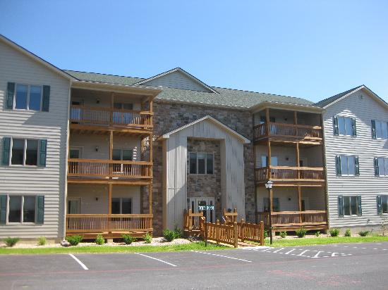 Massanutten Resort: Woodstone Meadows Exterior