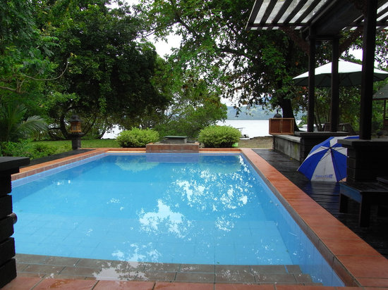 The Village Bunaken: The pool
