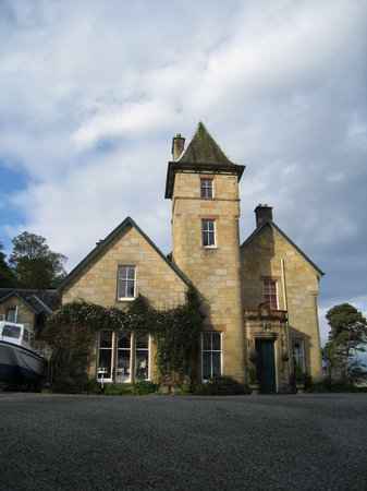 Dungallan Country House: Entry to the house
