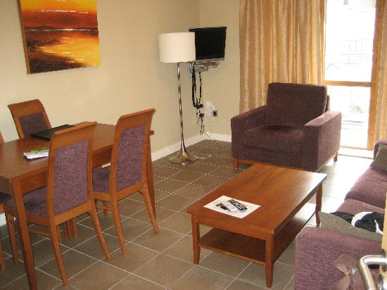 The Living Room Of Ap 68 Picture Of Staycity Serviced Apartments Saint Augustine St Dublin