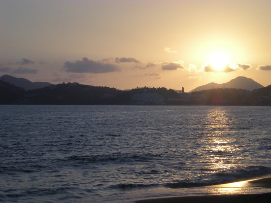 Manzanillo, Mexique : Sunset- Toscana