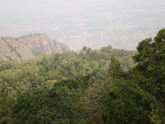 Yercaud, India: View from Bagoda Point