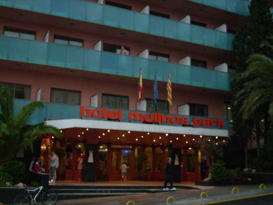 Molinos Park Hotel