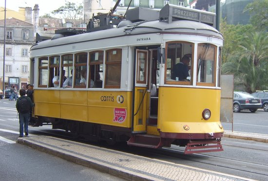 Lisbon, Portugal: Local Transport !