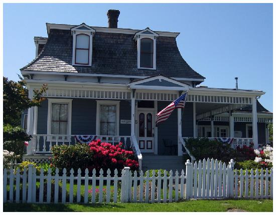 Lovejoy Inn on Whidbey Island: The Lovejoy Inn