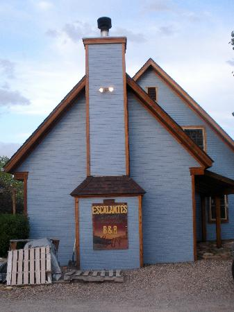 Escalante's Grand Staircase Bed & Breakfast Inn: Main House