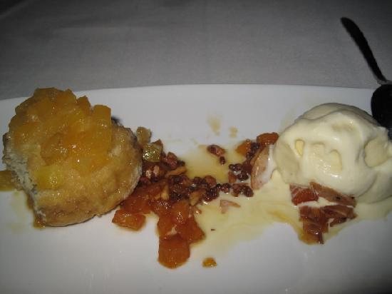 Pineapple Upside-Down Cake With Toasted Coconut Ice Cream Recipe ...