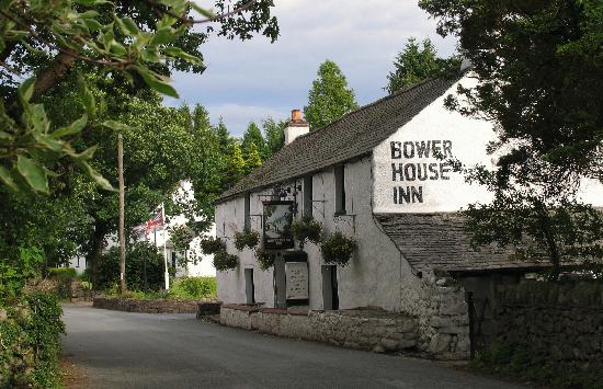 Eskdale, UK: Bower House Inn