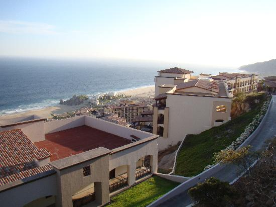 Pueblo Bonito Sunset Beach: View from near the top