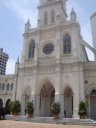Singapour : Cathedral