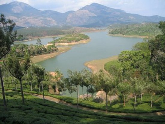 Munnar Lake