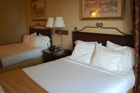 Holiday Inn Express Hotel & Suites - Marina: Hotel Room