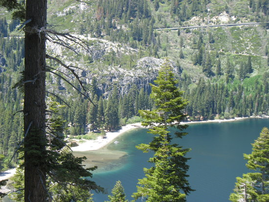 Lago Tahoe, NV: Emerald Bay