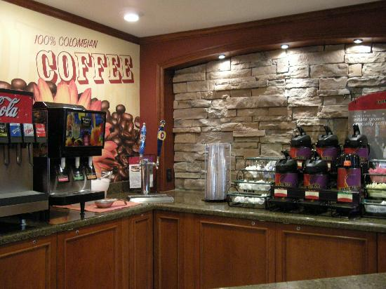 Staybridge Suites Atlanta - Perimeter Center East: Coffee from Wolfgang Puck.