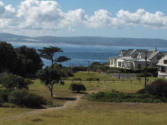 Whale Away Guest House: the view from the deck