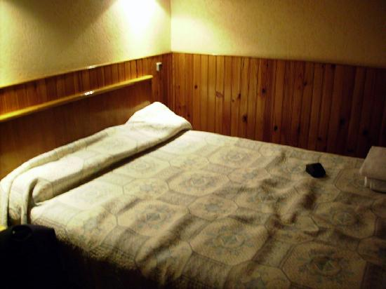 Hotel Chalet Saint Louis: Double Room