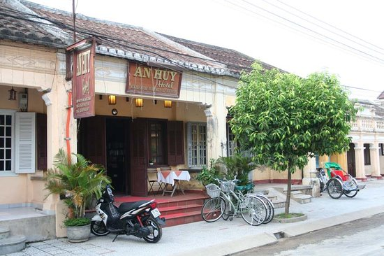 An Huy Hotel