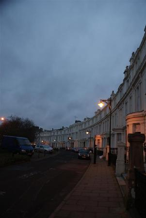 The Townhouse Hotel: Royal crescent