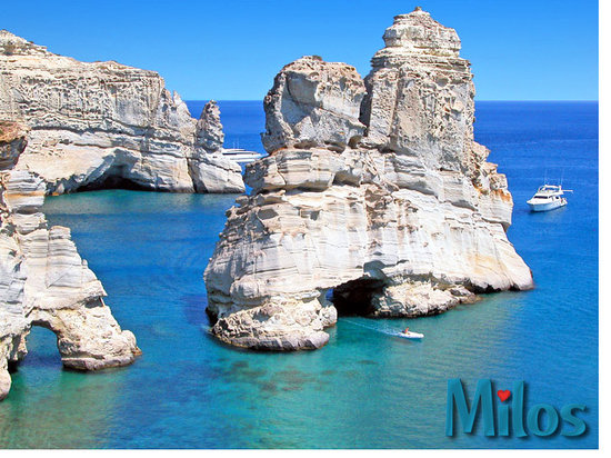 Kleftiko, Milos