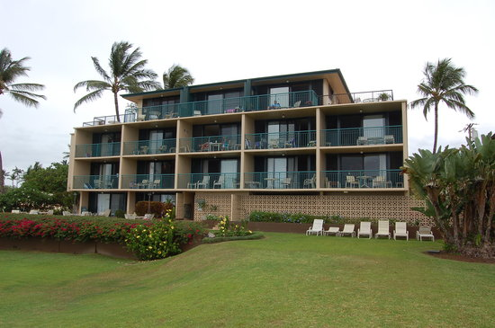 Punahoa Beach Apartments