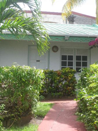 Le Diamant, Martinique: Regular rooms not bunglow